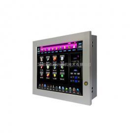 WIN10系统电容屏电阻屏10寸工业电脑