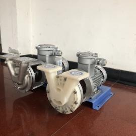 VSP反应釜粉状固体投料泵