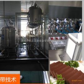 血豆腐生产线,500L全套血旺生产线