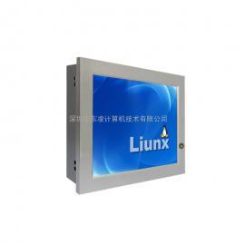 Ubuntu系统高性能宽电压10寸工业一体机