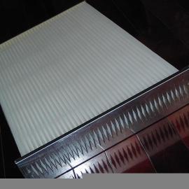 防静电板框除尘滤芯