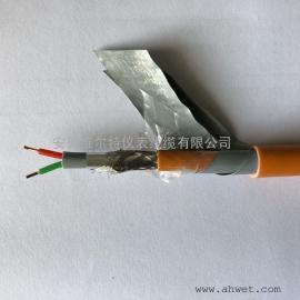 FF-A 1*2*18AWG 铠装现场总线电缆