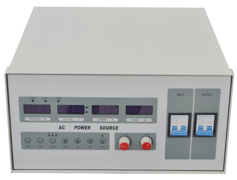 成都单相三相输出正弦波变频电源价格 成都权威变频电源厂家