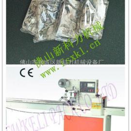 KL-250B木耳包装机|黑龙江压缩木耳块包装机,厂家包调试