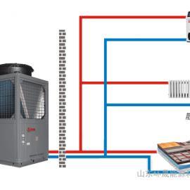 山东空气源热泵采暖