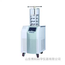 BK-FD12T实验室冷冻干燥机/立式压盖型冻干机