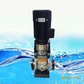 CDLF2-6南方水泵厂立式多级不锈钢泵离心泵/管道泵/