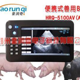 动物测孕仪,兽用便携式B超机,兽用软头电子体温计温度计
