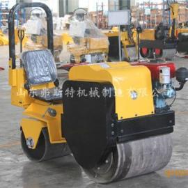 驾驶式小型压路机品质保证 双钢轮载人式压路机厂家直销
