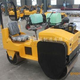 小型坐人式压路机畅销新品 双钢轮载人式压路机超低价出售