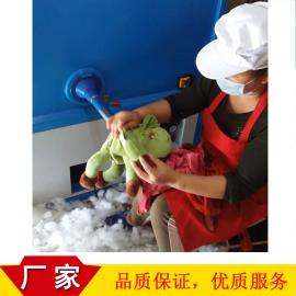 毛绒玩具充棉机,PP棉填充机,单口充棉机