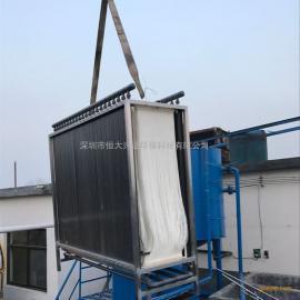 三菱MBR膜组件HDMBR-1000t/d工业废水处理