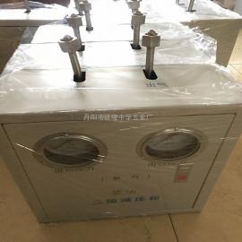 安装公司医用氧气负压二级减压箱/中心供氧二级稳压箱