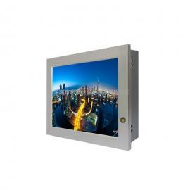 嵌入式壁挂式上架式10寸工业控制电脑