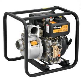 农用灌溉小型自吸泵HS30P三寸柴油抽水机现货