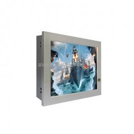 触摸屏宽电压定制型10寸工业控制电脑