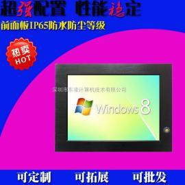 Ubuntu系统超薄高清10.4寸工业平板电脑
