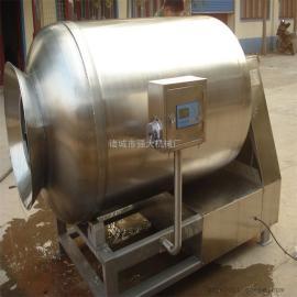 真空滚揉机 肉料腌制嫩化机 不锈钢真空滚揉机