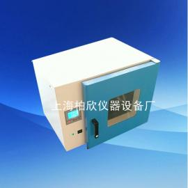 DHG-9055A食品检验干燥箱 上海恒温箱 台式300度鼓风干燥箱