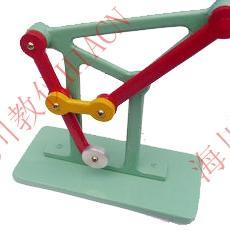 平面连杆机构模型