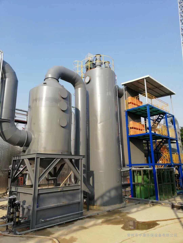山东催化燃烧装置 有机废气处理设备
