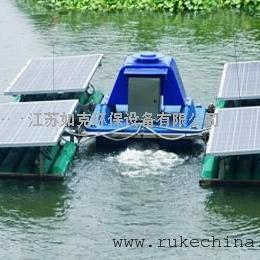 如克太阳能微动力污水处理曝气机