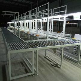 中山铭辉 空调生产线厂家