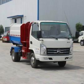 东风小型挂桶式垃圾车价格