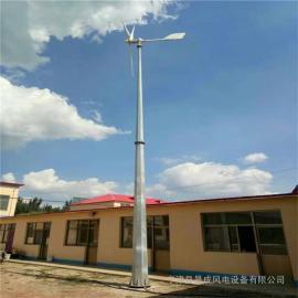 晟成1000瓦风光互补离网低转速风力发电机