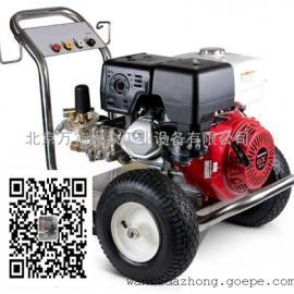 内燃式自带动力冷水高压清洗机