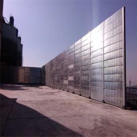 小区吸音板_冷却塔声屏障_中央空调隔音墙吸音屏