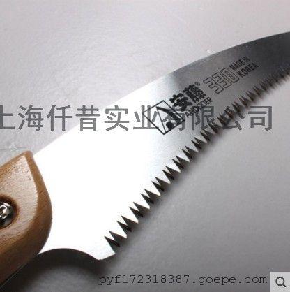 国外锯片安藤 AT-330CRT 修枝锯 手锯手工具动物园工具副业工具