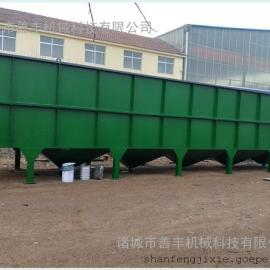 养殖废水处理,耐用斜板沉淀器,高效斜管沉淀一体机