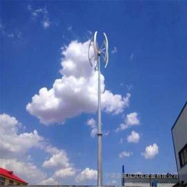晟成5000瓦风光互补离网家用低转速风力发电机