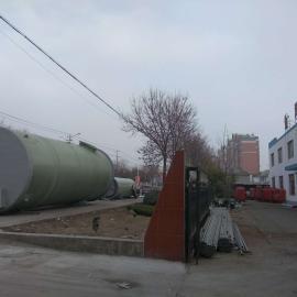 成都贵阳一体化预制污水提升泵站检修人孔