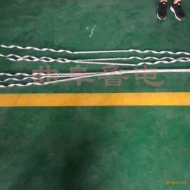 导线安全备份线夹预绞丝