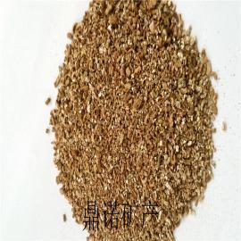 供应郑州蛭石1-3mm,洛阳防火蛭石,鼎诺厂家直销