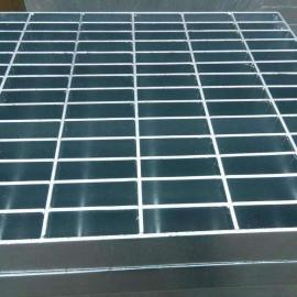 热镀锌格栅板 钢格栅 踏步板沟盖板 镀锌钢格板 异形复合钢格板