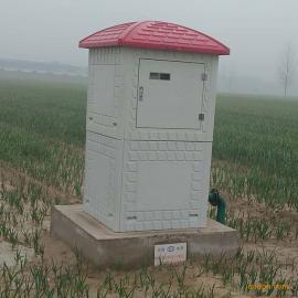 玻璃钢智能井房,农业灌溉新设备