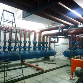 【成都分集水器厂家】JH-FSQ/JSQ四川中央空调分集水器销售价格