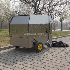 闯王CWC04B河南电驱动汽车美容高压清洗机多少钱 柴油清洗机设备