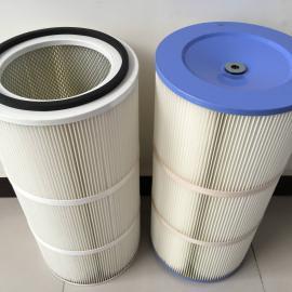 聚酯纤维无纺布除尘滤芯