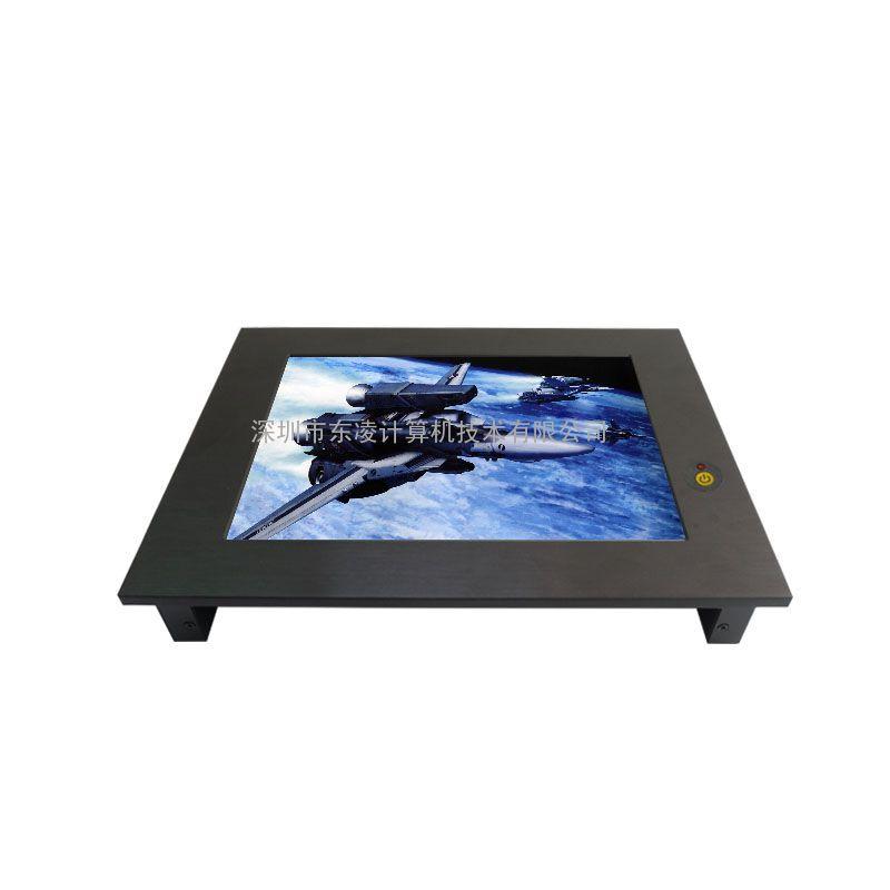 无风扇零噪音防尘12寸工业平板电脑