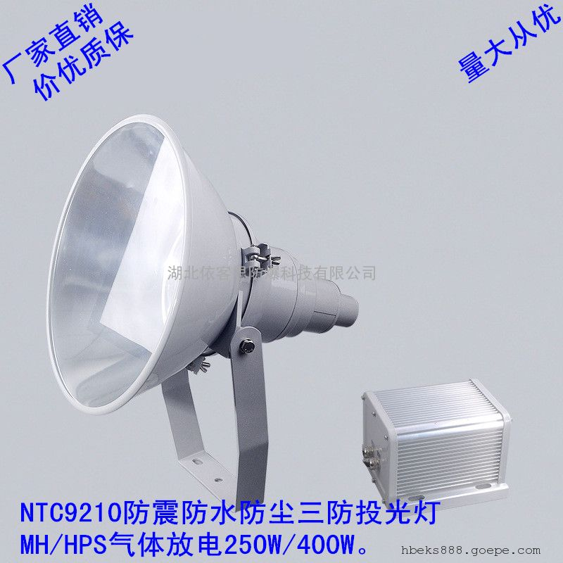 NTC9210-250WMH气体放电/高压钠灯投光灯大型工地照明作业灯