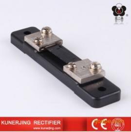 昆二晶直流分流器FL-2型0.5级30A75MV