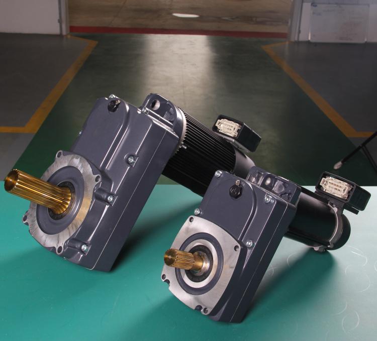 上海科尼起重电机 赛奥威欧式三合一减速电机 电磁制动电机