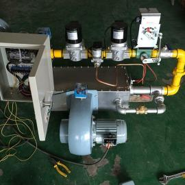 日本陶瓷工业燃烧器 天燃气 线型【10W-50W】大卡燃气燃烧机