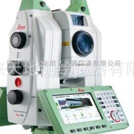 徕卡全站仪TS60高精度 免棱镜500米