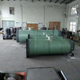西安一体化预制泵站自主新型环保产品