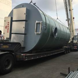 陕西西安一体化污水提升泵站立足眼前